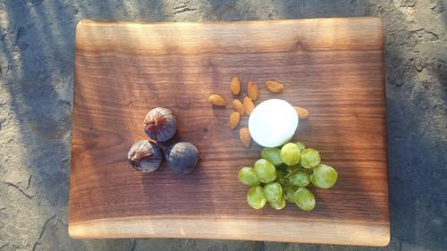 Small Culinary Cleat™ Footed Board (Black Walnut)