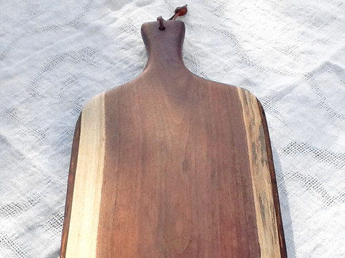 Large Paddle Board (Black Walnut)