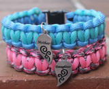 """Mother"" & ""Daughter"" Bracelet Set (Choose your colors)"
