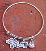 Signature Bangle Charm Bracelet