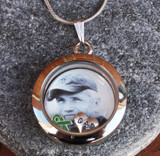 Photo Floating Charm Locket (682)
