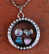 "Ultimate ""Create your own"" Floating Charm Locket"