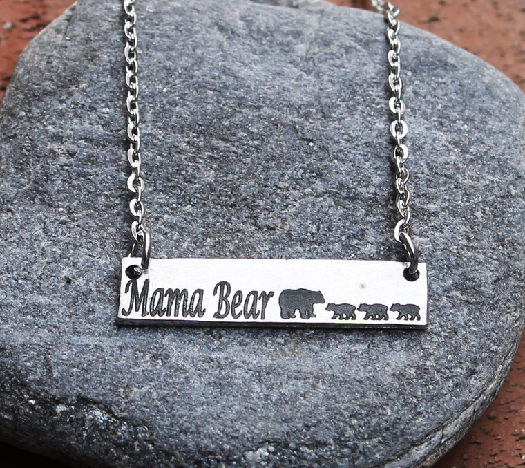 Mama Animal Necklace
