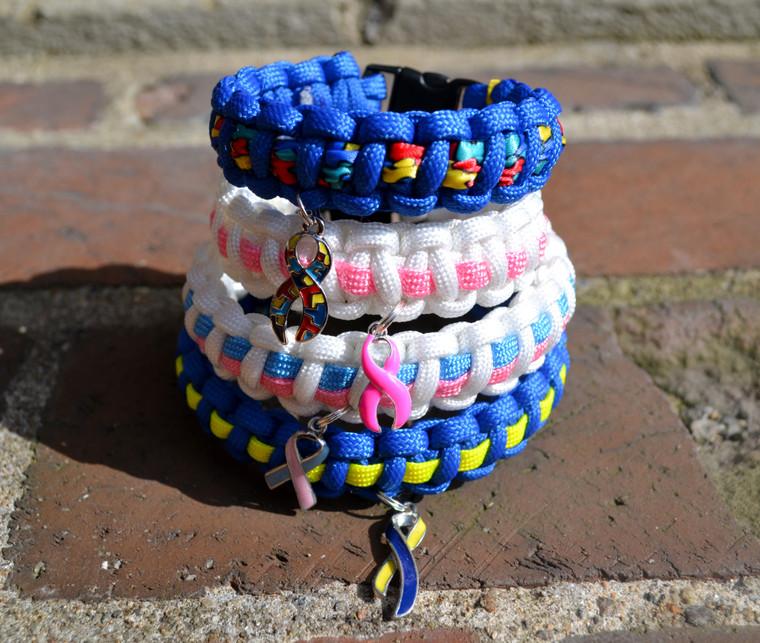 Awareness Bracelet (Choose Your Cause)