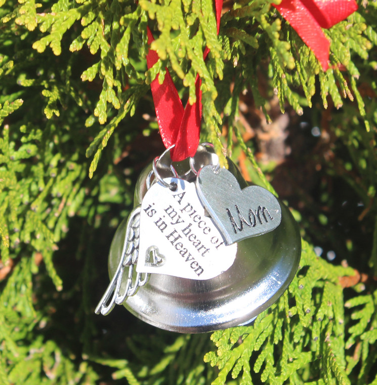 Memorial Ornament (Choose you Charms) (992)