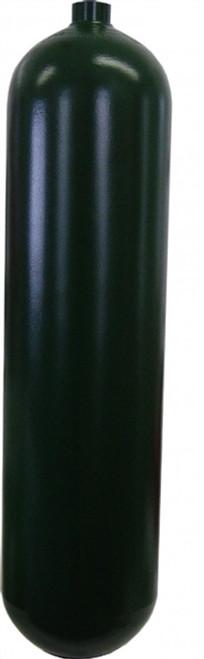 4110-115 Steel Oxygen Cylinder - DOT 3HT