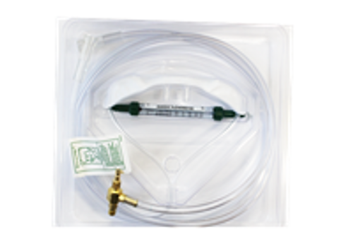 4110-705, Oxysaver Cannula Kit with Needle Valve at Fitting