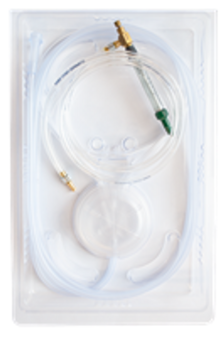4110-1096, Pendant Cannula Retrofit Kit w Flow Meter Needle Valve