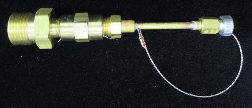 FAM-PB3, Filling Adaptor Male 540-PB