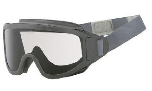 5110-100 Aerox Smoke Goggles with tear shield