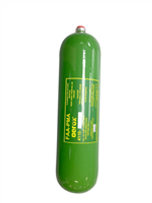 4110-200-1, Cylinder, Composite, Kevlar, 22cf