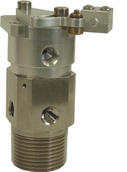 """4110-112, Regulator, Remote, 1"""" NPT....For Steel Cylinders."""