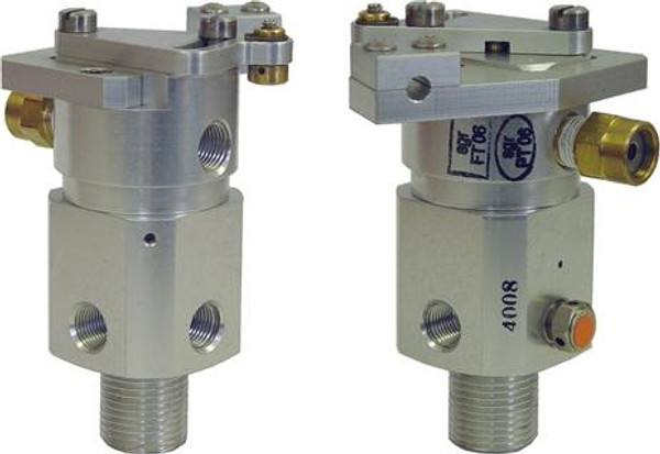 4110-111-2, Regulator, Remote, High Flow, Non-vented