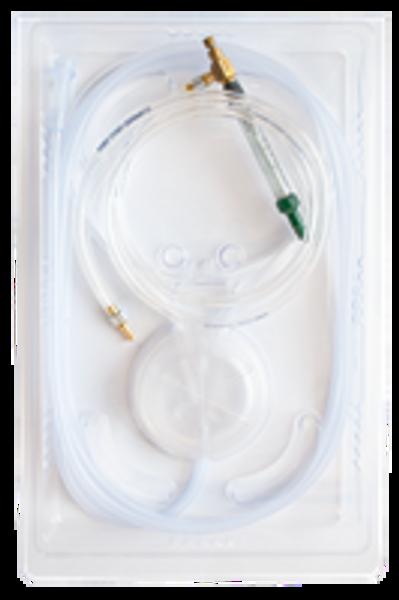 4110-1096, Pendant Cannula Retrofit Kit w Flow Meter Needle Valve