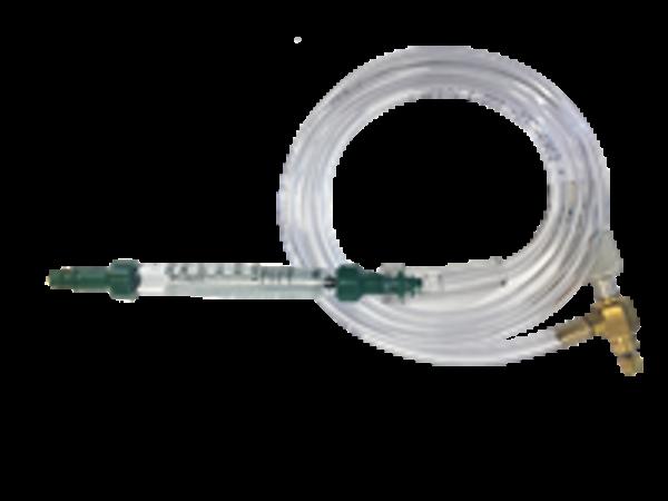 Flowmeter and Needle Valve/Fitting Assy