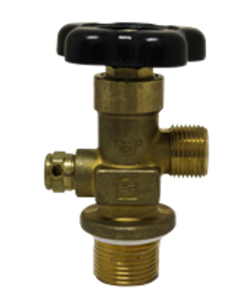 "4110-130-2, Valve, MOD, Brass, 540-3/4""ST With O-ring Seal."