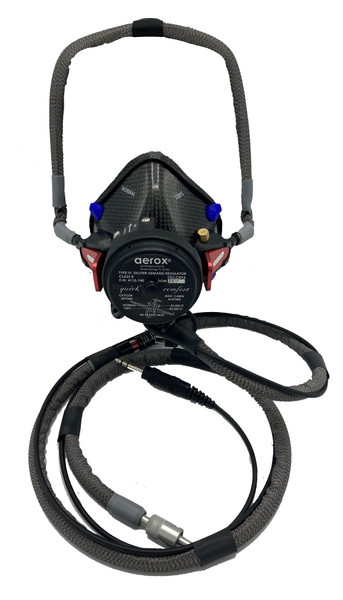Quick Donning High-Altitude Diluter Demand Mask