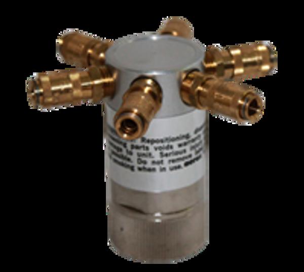 400R6, Regulator, Aerox, 6 outlet