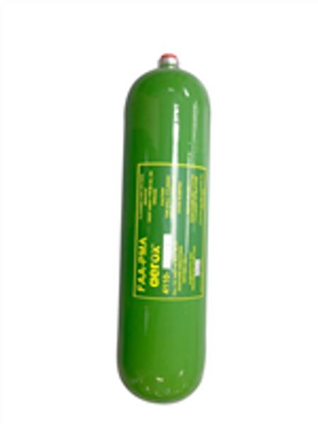 4110-200-5, Cylinder, Composite, Kevlar, 40Cf