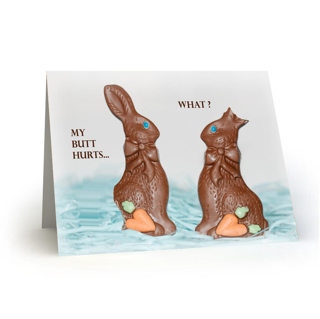 Easter Bunny Funny  - HP100