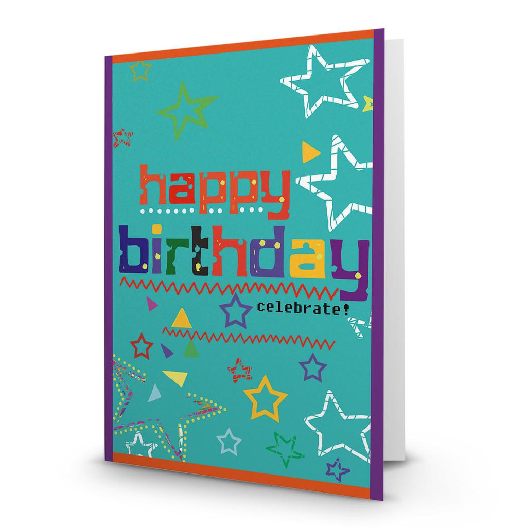 Happy Birthday Celebrate - AA100