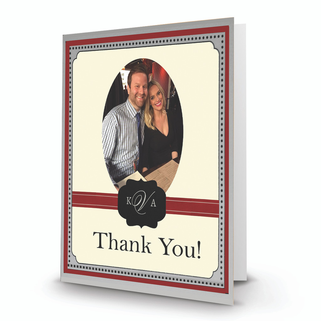 K & A Photo Thank You 20 Portrait Box Mailed to you BMTY