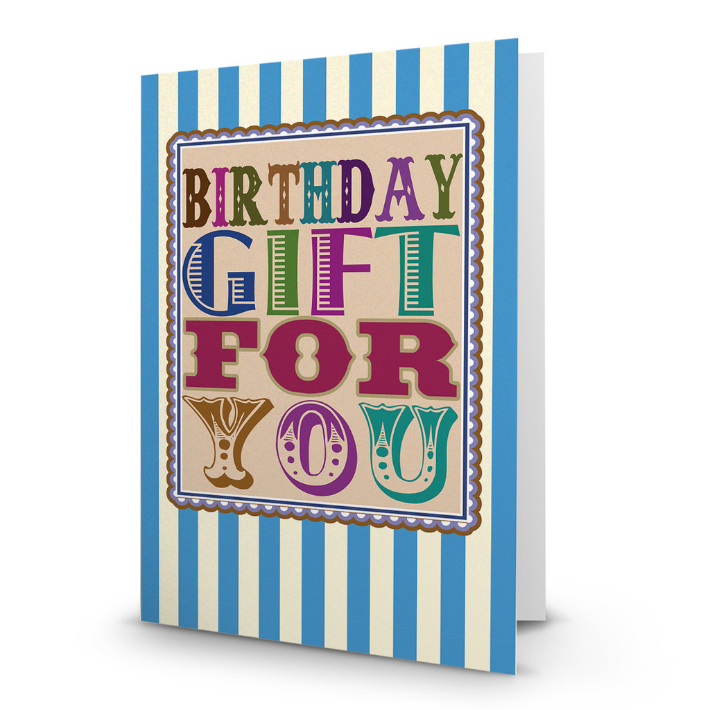 Birthday Gift for You - AA100