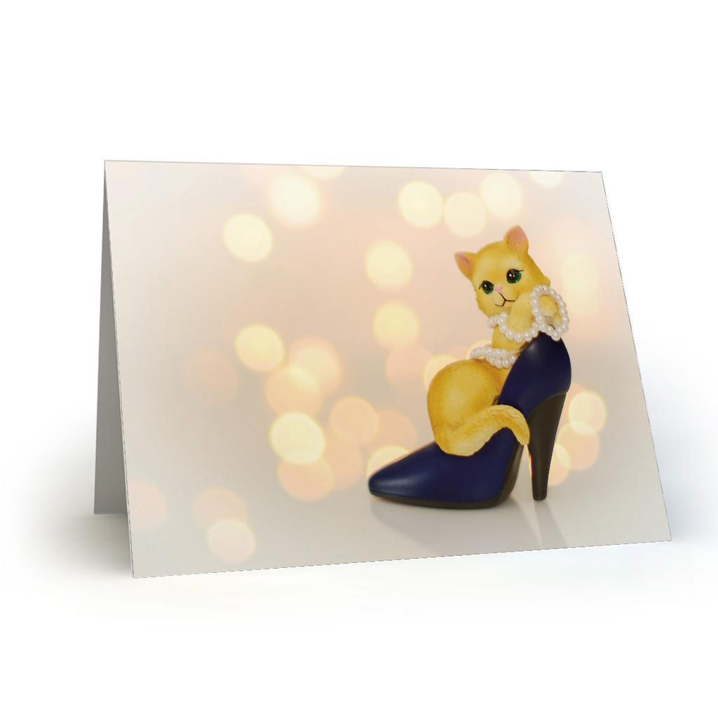 Cat in a Shoe - HP100