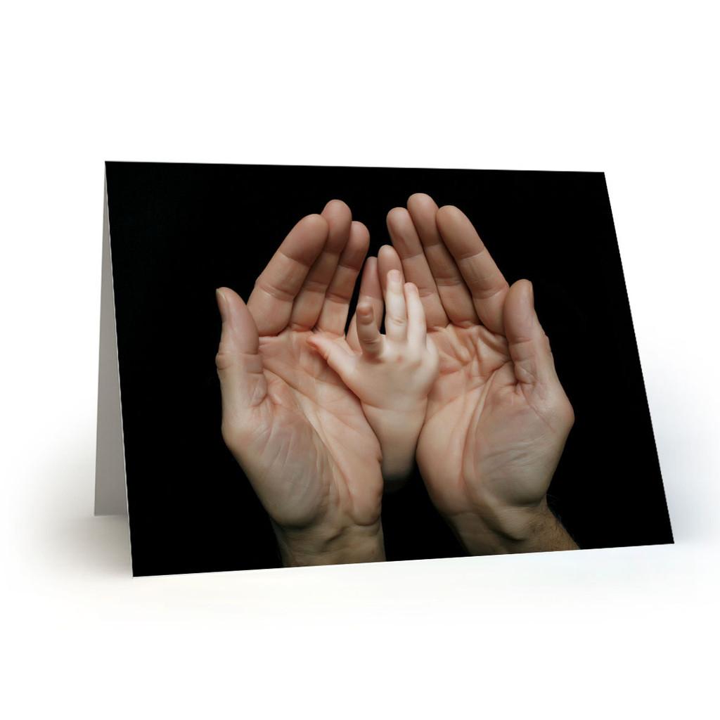 Baby in Hands - MT100