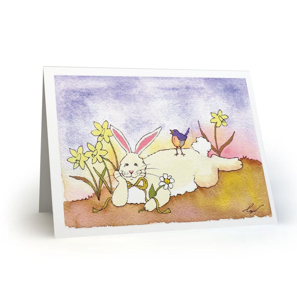 Bunny and Bluebird  - MT100
