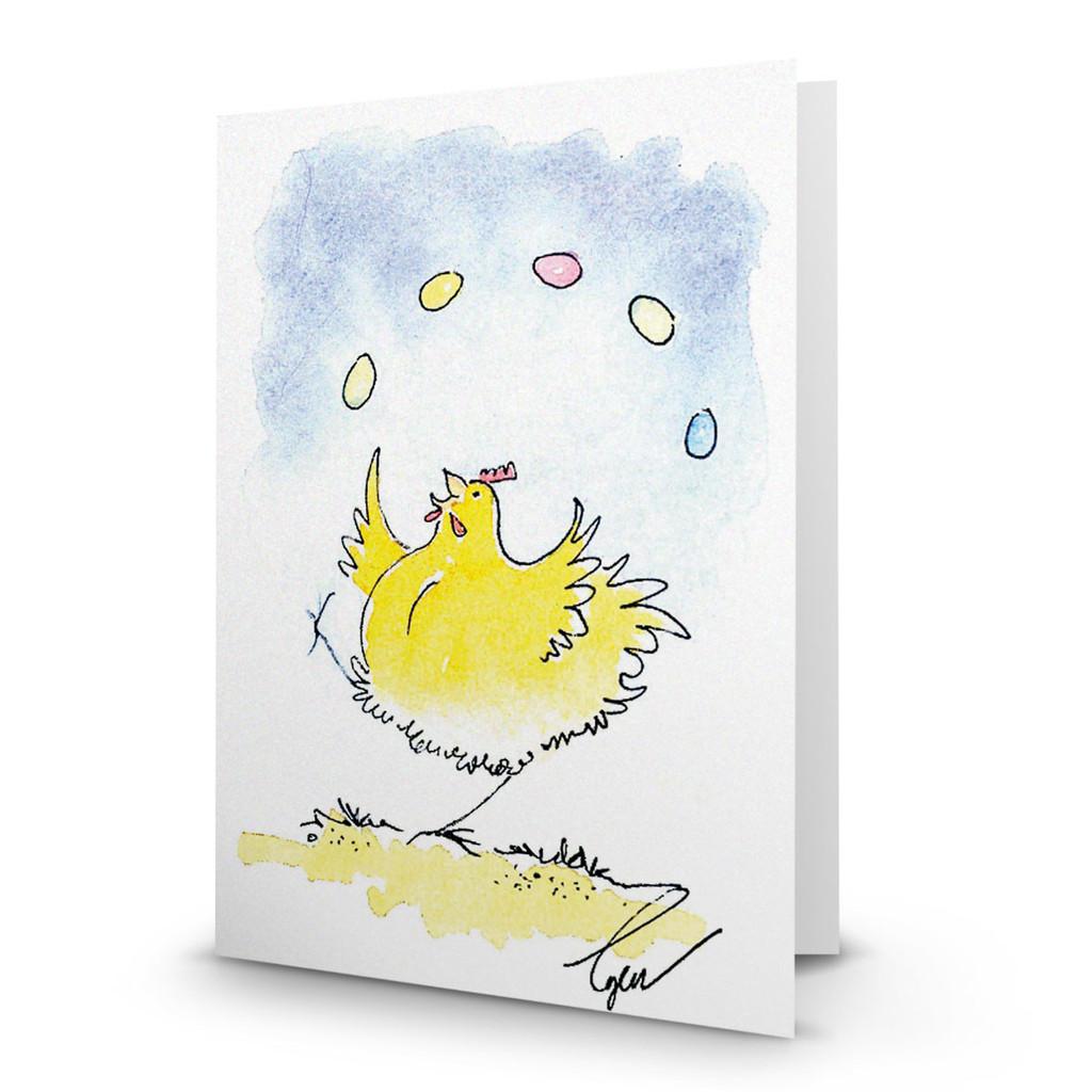 Juggling Chicken  - MT100