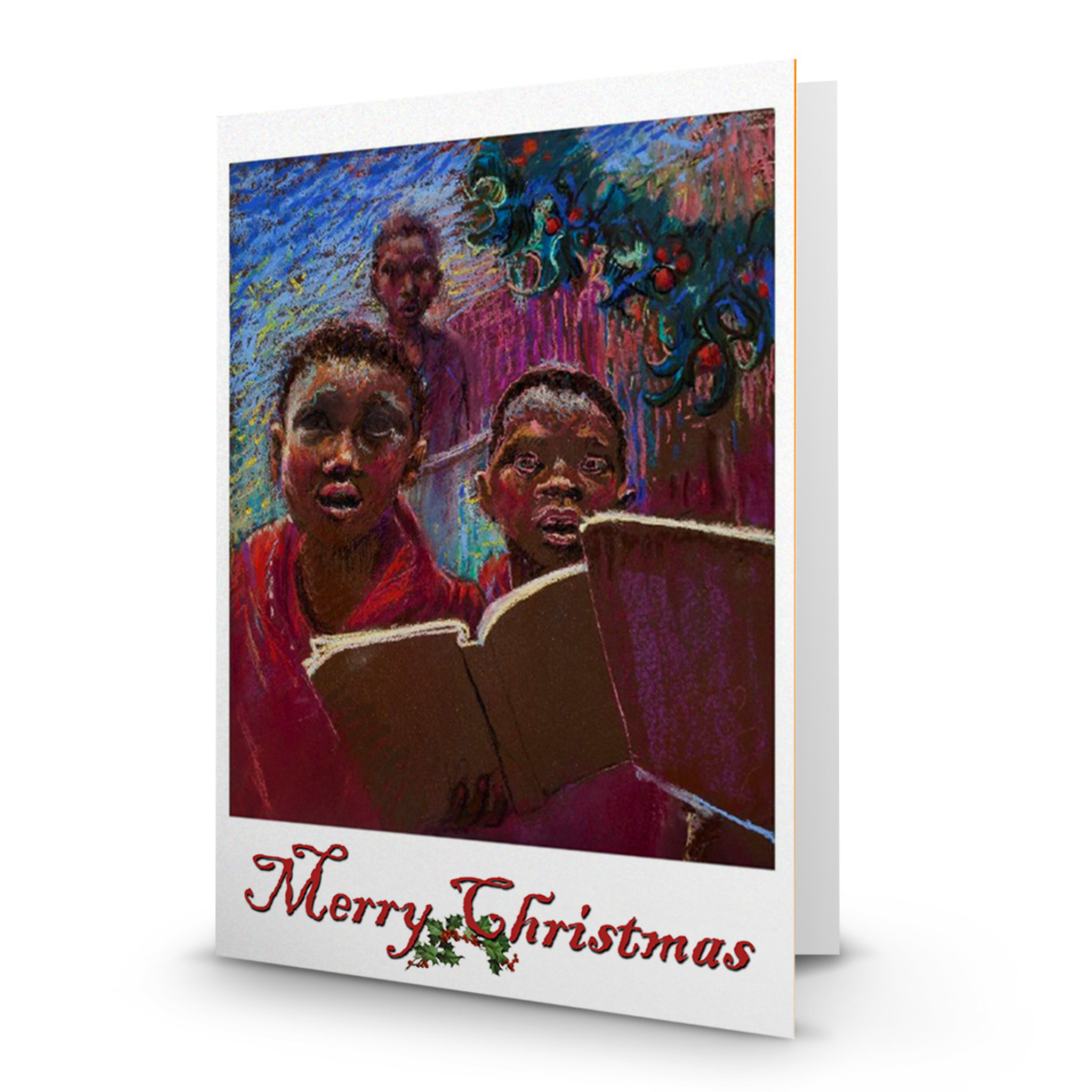 Christmas Card Artist.Choir Boys Single Artist Christmas Card Ellen Dreibelbis Ed100