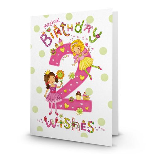 Birthday Wishes - 2 - AA100