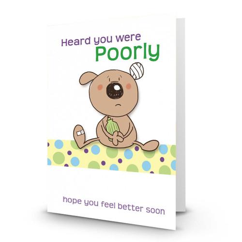 Heard You Were Poorly