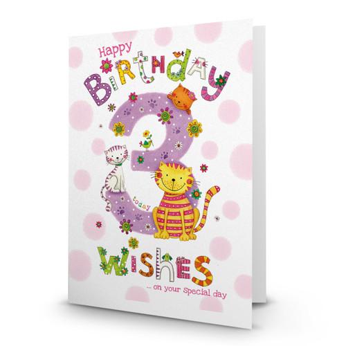 Birthday Wishes - 3 - AA100