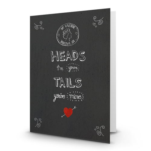 My Valentine - Heads or Tails - AA100