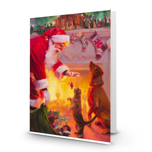Something For Everyone - Artist Premier Holiday Card in Sets - Boxed Mailed to You -BMTY