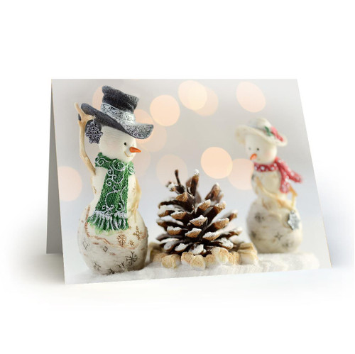 Snowmen - Artist Premier in Sets - Box Mailed to You - BMTY