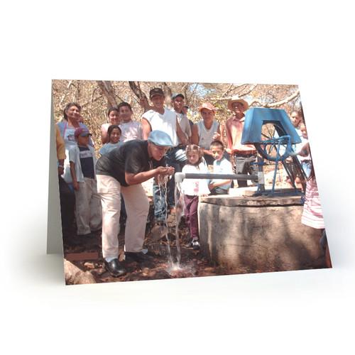 Clean Water Pump Demonstration in Nicaragua