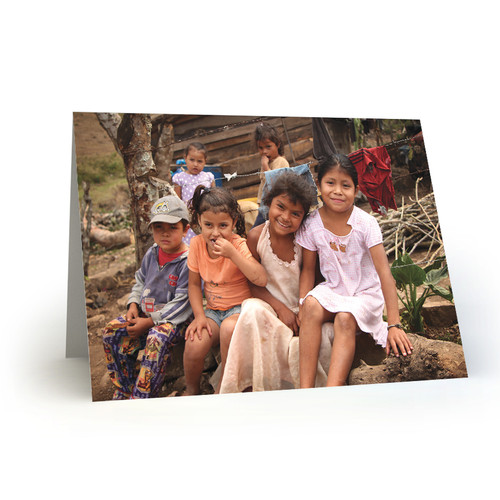 Happy Children Andrew DeCarlo in Nicaragua