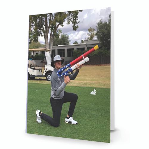 Bazooka Golf