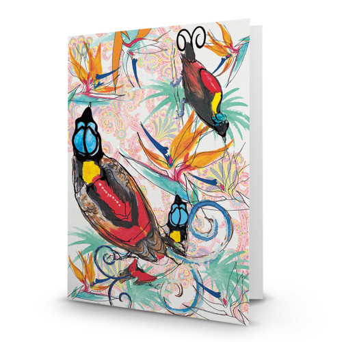 Birds of Paradise - AP100