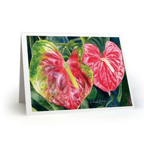 Pink Anthuriums - JN100