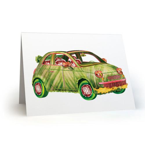 Flower Car - MT100