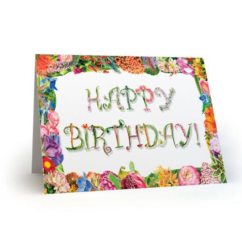 Happy Birthday Letters MT 100