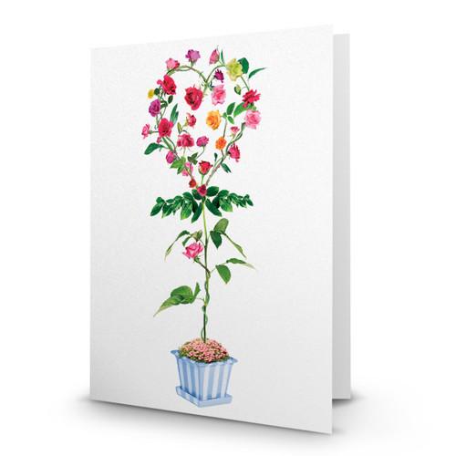 Heart Rose Flowers - MT100