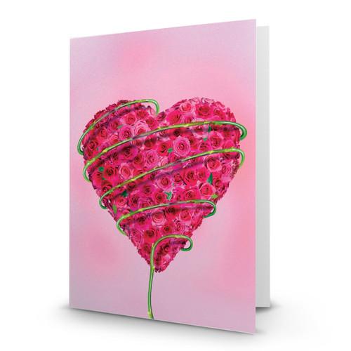 Heart Rose 01 - MT100