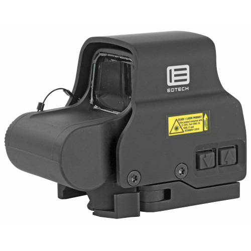EXPS2-0 Holographic Sight, RED 68MOA Ring w/ 1-MOA Dot Reticle.