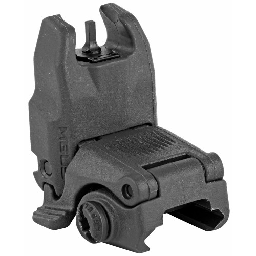 MBUS - Back-Up FRONT Sight,  Fits Picatinny, BLACK