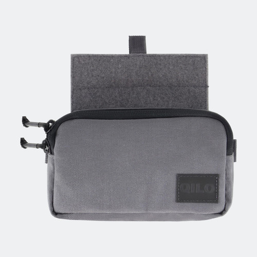 Convertible™ Pouch - Wolf Grey